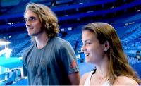 """Τσιτσιπάς, Σάκκαρη και Ράτζα συμμετέχουν στη δράση """"Ζήσε Αθλητικά"""" ενάντια στον κορωνοϊό (video)"""