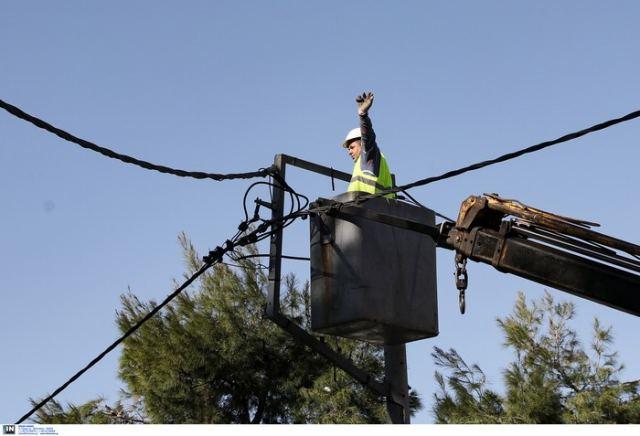 Αναβολή των προγραμματισμένων διακοπών ρεύματος στο Δήμο Καμένων Βούρλων