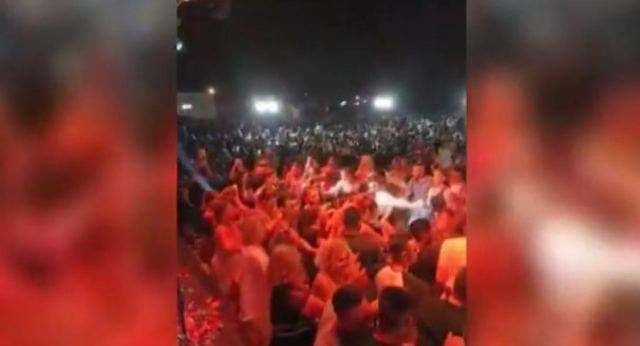 Κορωνοϊός: «Πατείς με πατώ σε» σε πανηγύρι στο Γουδί με 2.000 άτομα
