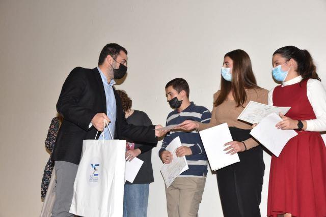 Τα βραβεία του μαθητικού διαγωνισμού της Περιφέρειας Στερεάς - Ξεχώρισαν οι μαθητές της Βοιωτίας στο διαγωνισμό για το 1821(ΦΩΤΟ)
