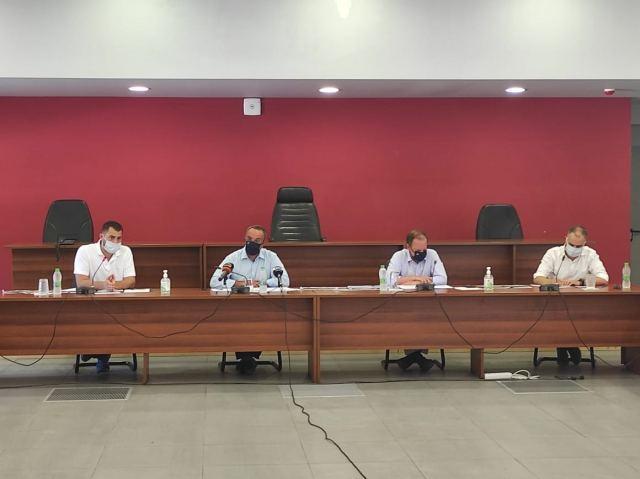 Δελτίο τύπου της Περιφέρειας Στερεάς για τη δέσμη μέτρων στους πληγέντες της Εύβοιας