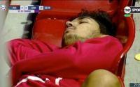 Ποδοσφαιριστής στην Αργεντινή έγινε αλλαγή και κοιμήθηκε στον πάγκο