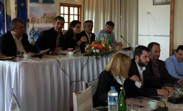 Μπακογιάννης: Περιφερειακά Συμβούλια σε όλους τους Δήμους της Περιφέρειας