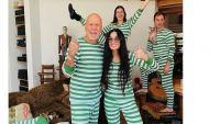 Ντέμι Μουρ και Μπρους Γουίλις περνούν την καραντίνα... οικογενειακά - ΦΩΤΟ