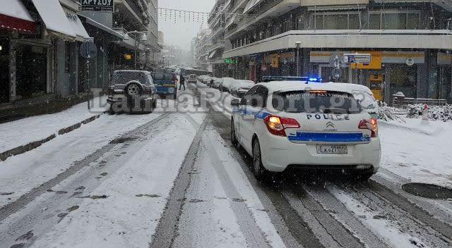 Κλειστοί δρόμοι στο κέντρο από κολλημένα αστικά λεωφορεία - Προσοχή με τις άσκοπες μετακινήσεις!!!