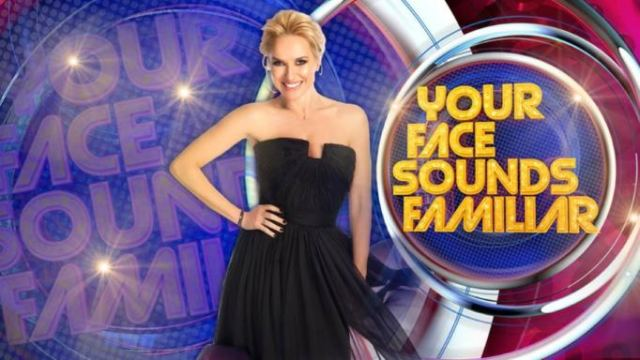 Your Face Sounds Familiar: Αυτοί είναι οι δέκα διαγωνιζόμενοι celebrities!