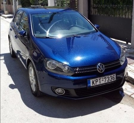Πωλείται Volkswagen Golf 1.6 TDI*BLUEMOTION*EURO5* '10