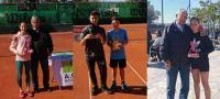 Τένις: Συνέχεια επιτυχιών για τον Φ.Ο.Α.